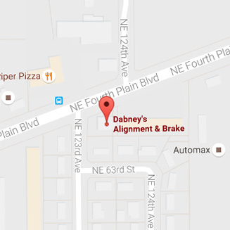 Dabney's Alignment & Brake on Google Maps